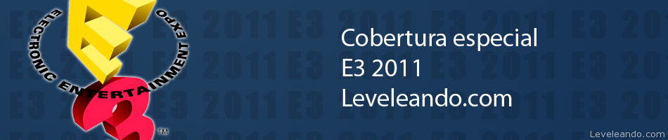 El E3 2011 está a la vuelta de la equina, y en Leveleando ya estamos preparados para brindarte la mejor cobertura de este E3, minuto por minuto, con cada juego, consola y detalle que se anuncie en la conferencia. En este artículo podrás darte cuenta de como podás seguir las conferencias del E3, aquí en Leveleando.com.