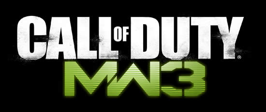 Modern Warfare 3 Logo