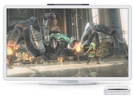 Wii U Zelda HD