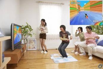 Wii reúne a la familia