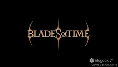 Blades of time logo