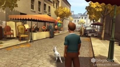 Tintin llega de nuevo a las consolas imagen