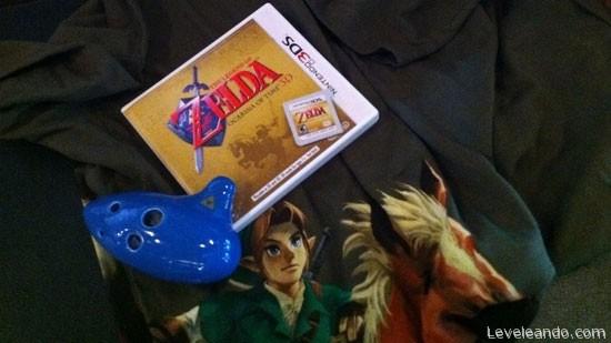 Nintendo ha enviado una copia del juego The Legend of Zelda: Ocarina of Time 3D a un editor de la revista online Kotaku. El juego esta programado para salir a […]