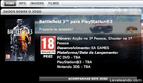 Battlefield 3DS