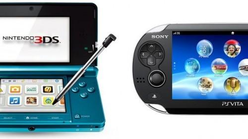 3DS vs Vita