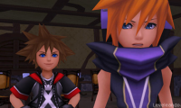 Kingdom Hearts: Dream Drop Distance Screenshot