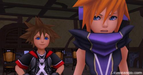 Kingdom Hearts: Dream Drop Distance Screenshot
