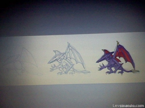 Super Smash Bros Universe. Ridley