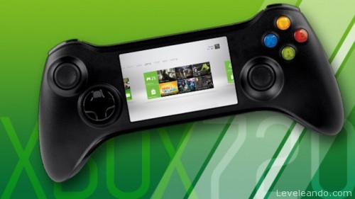 Mando de Xbox 720