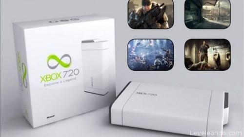 Concepto Xbox 720