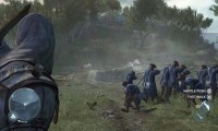 Captura del gameplay de Assassin's Creed III