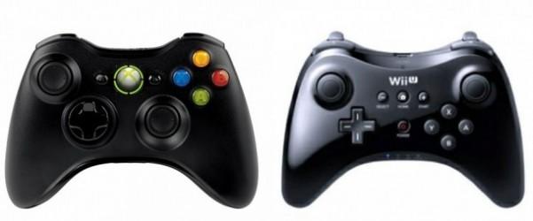 Wii U vs Xbox 360