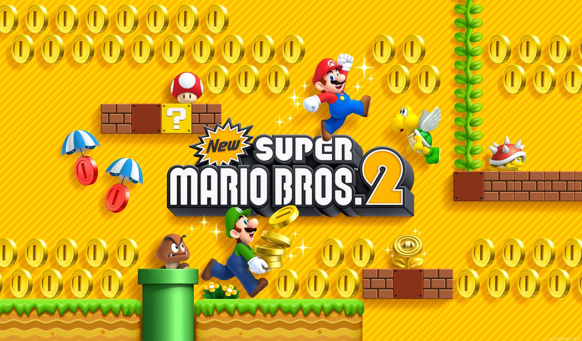 Análisis: New Super Mario Bros. 2 (2012)