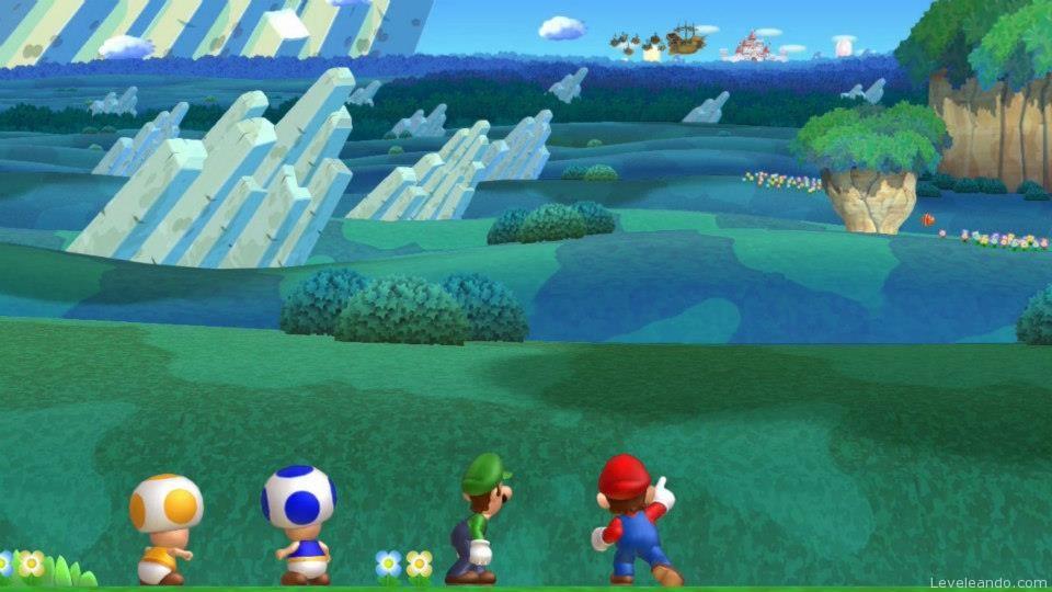 Nintendo Land será incluido de forma gratuita para los que compren el Deluxe Set de Wii U.