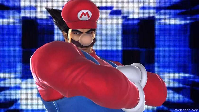 A luchar con los disfraces de Nintendo.