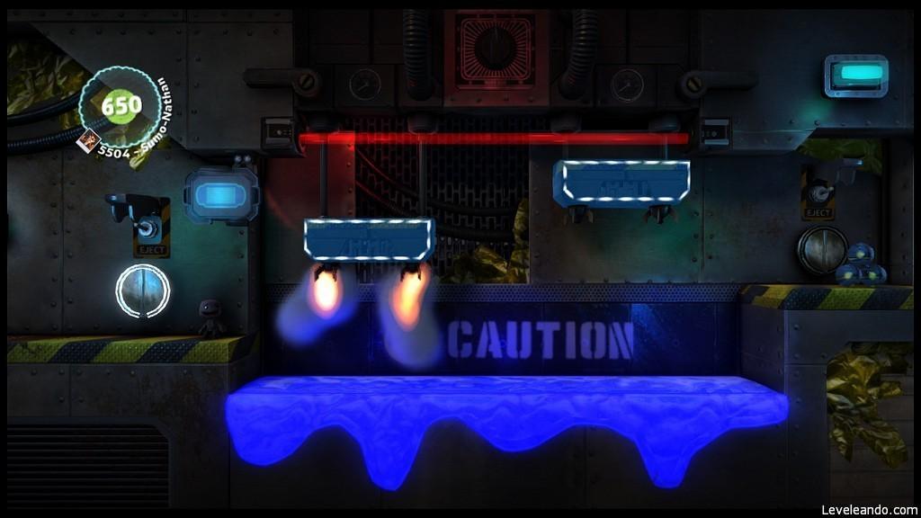 LittleBigPlanet2 PS Vita Cross Controller 2
