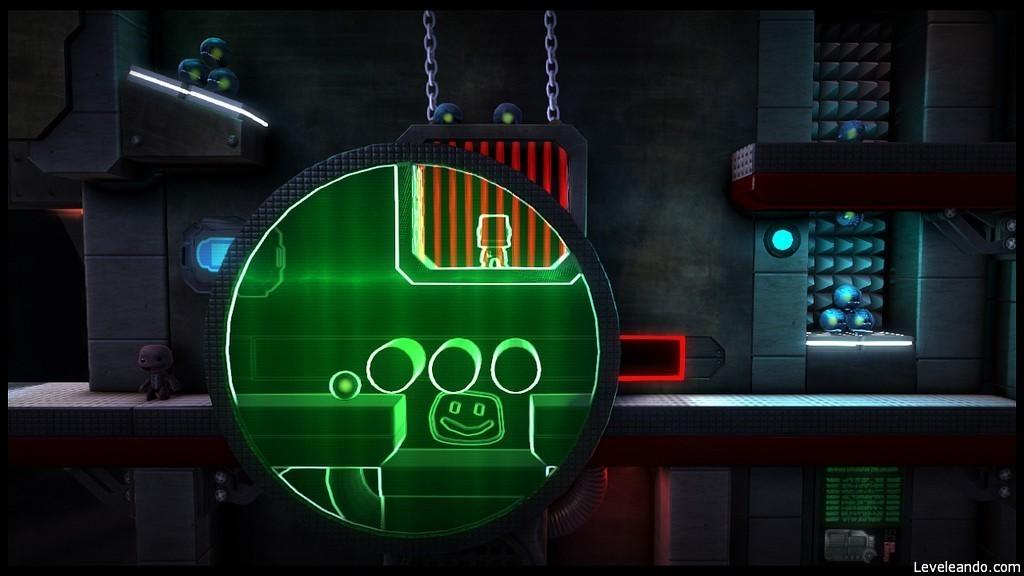 LittleBigPlanet2 PS Vita Cross Controller 1