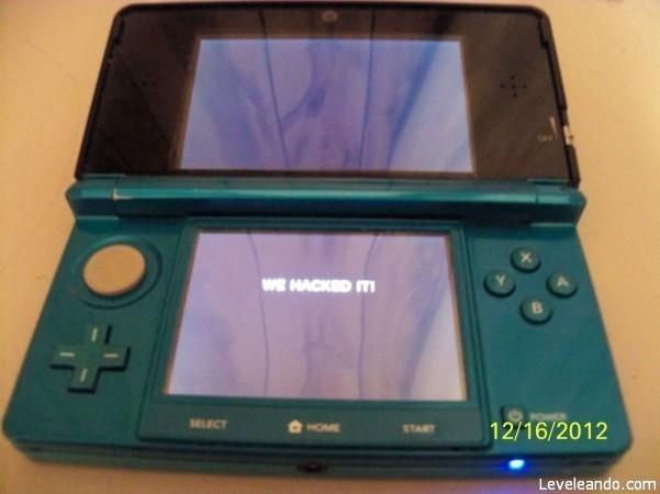 Nintendo 3DS Hack