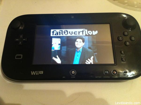 Wii U Hack