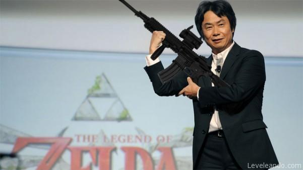 Shigeru Miyamoto FPS