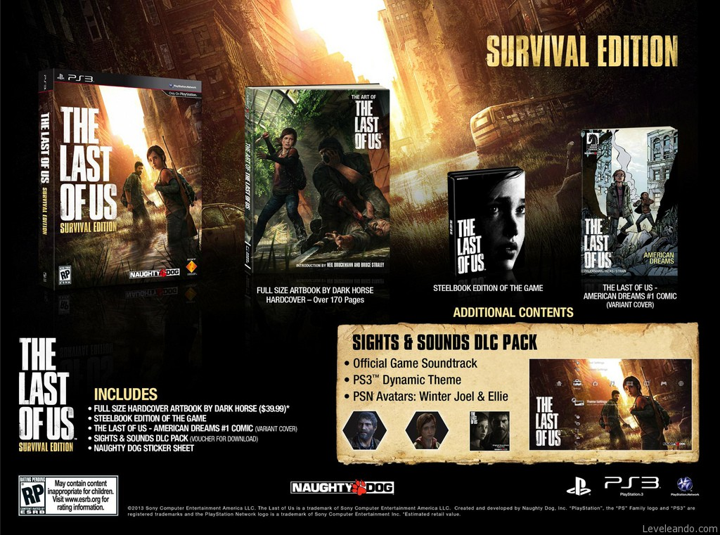 The Last of Us: Survival Edition
