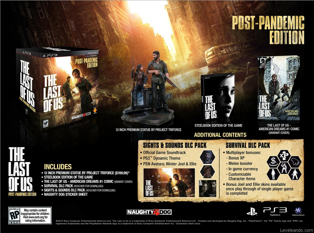 The Last of Us: Post-Pandemic Edition