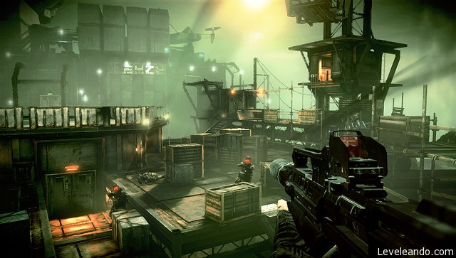 Killzone: Mercenary Gameplay
