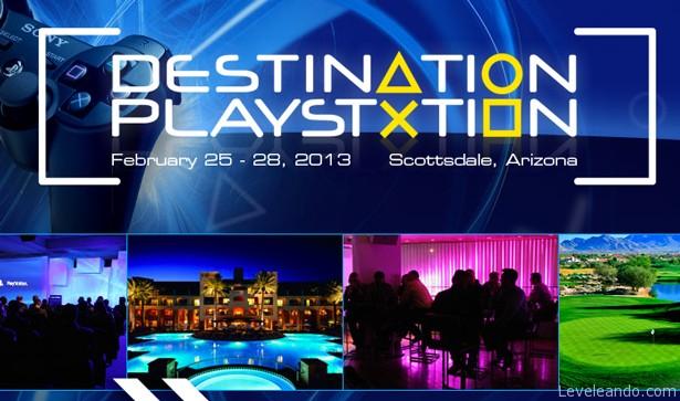 Destination PlayStation 2013