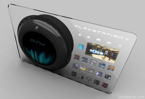 Concepto PS4 Orbis