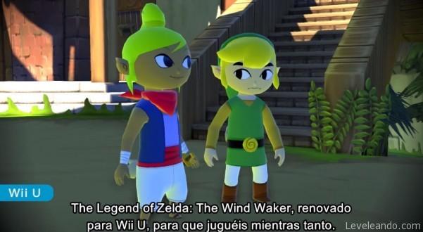 Zelda Wind Waker Wii U Remake