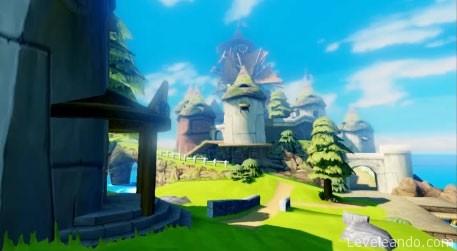 Zelda Wind Waker Wii U - Miniatura