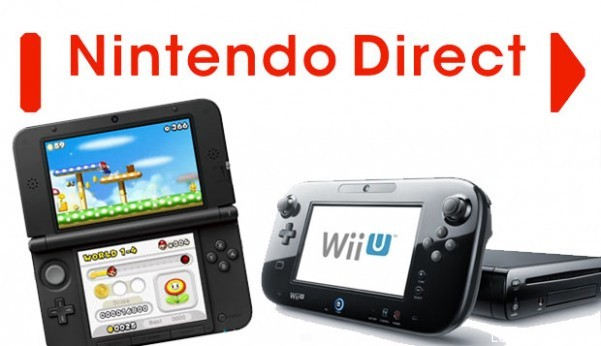 Nintendo Direct 3DS Wii U