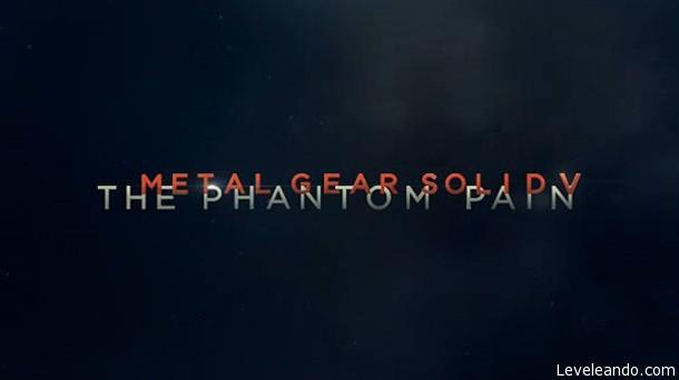 The Phantom Pain y Metal Gear Solid: Ground Zeroes son en realidad Metal Gear Solid V.