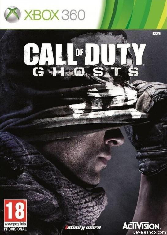Carátula de Call of Duty: Ghosts