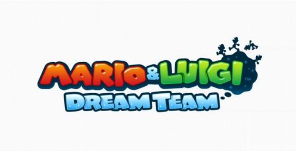 Logo Mario & Luigi Dream Team
