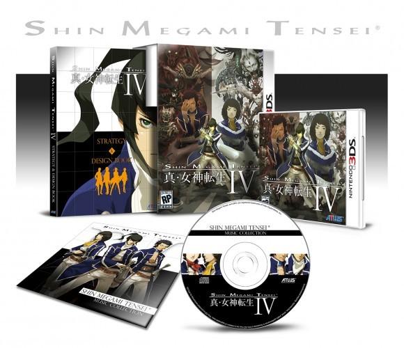 Masayuki DoShin Megami Tensei IV - Limited Edition