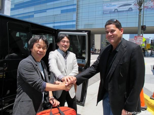 Nintendo E3 Trio