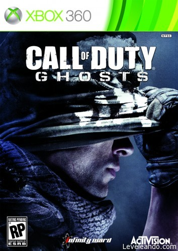 Call of Duty: Ghosts Xbox 360 Box Art