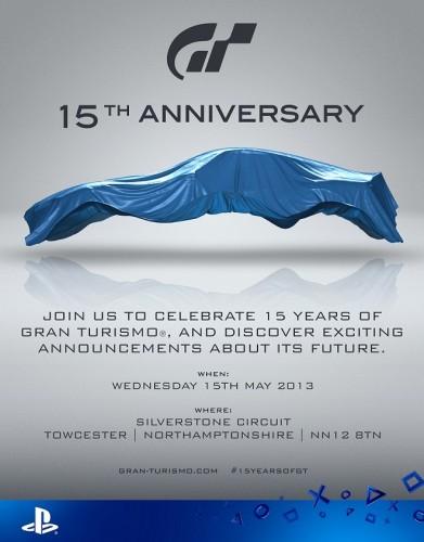 15 Aniversario Gran Turismo