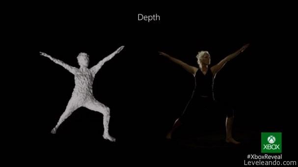 Kinect One - Profundidad