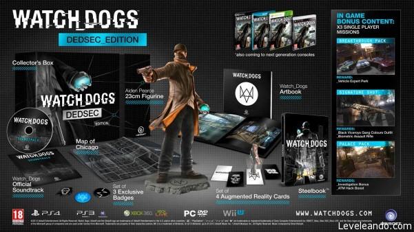 Watch Dogs - Edición Dedsec