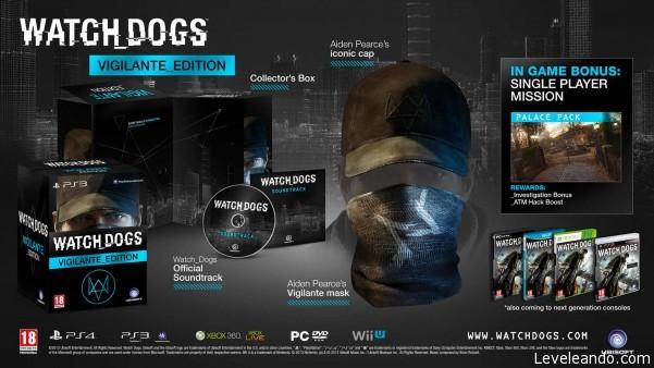 Watch Dogs - Edición Vigilante