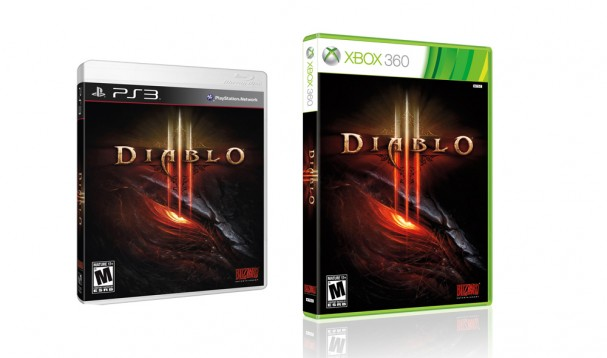 Boxart Diablo III