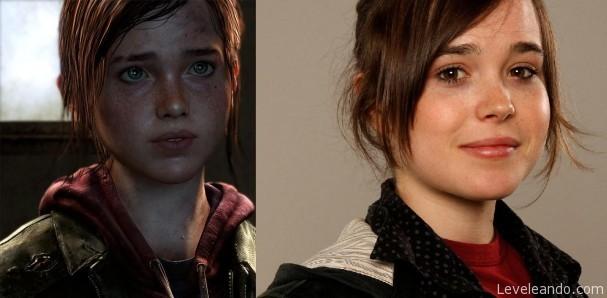 Ellie y Ellen Page