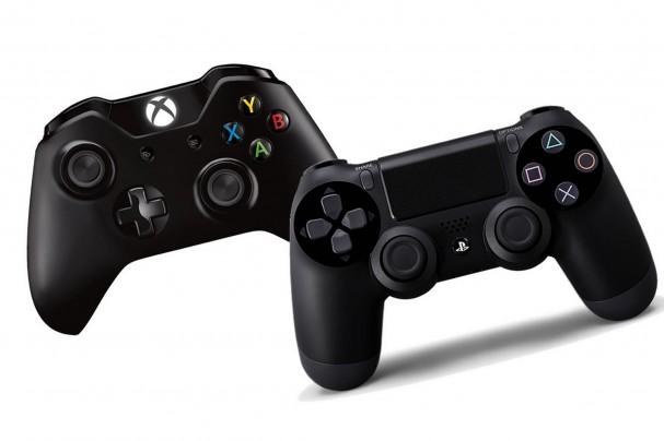 PS4-vs.-Xbox-One-mandos