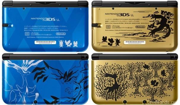 3DSXL edición X/Y